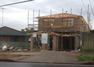 Renovation, build & subdivide
